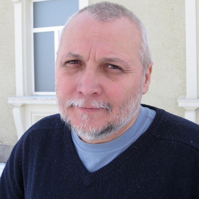 Svetoslav Ovcharov