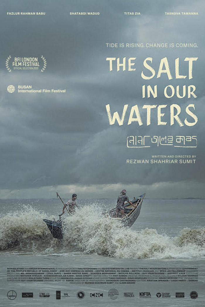 The Salt In Our Waters
